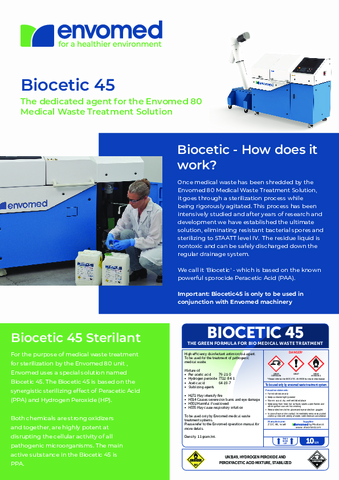 Biocetic Brochure
