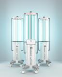 OCTA UV-SYSTEM - Hochwirksames UV-C Desinfektionssystem
