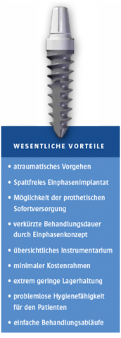 The Q-Implant concept