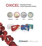 Oxicel Absorbable Hemostats
