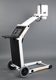 Mobile X-ray unit - the lightweight, digital all-in-one solution for outpatient and inpatient use