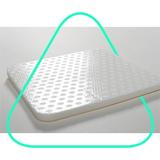 Silikon-Schaumstoff-Verband