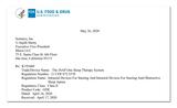 Somnics, Inc. (Taiwan Stock Exchange: 6633.TW) gab bekannt, dass das Unternehmen die 510(k)-Zulassung von