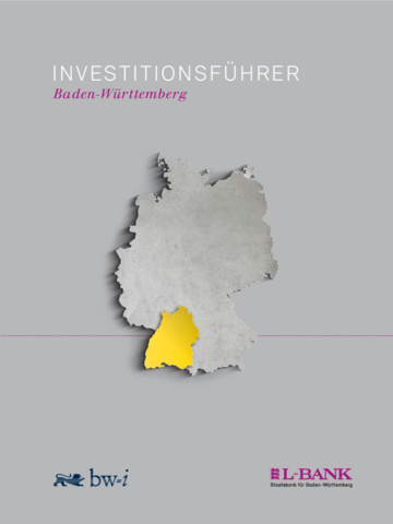 Investitions-Guide Baden-Württemberg