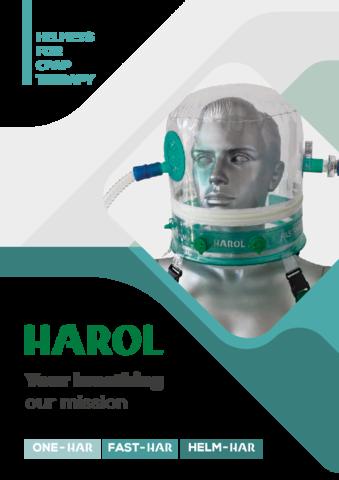 brochure helmet CPAP