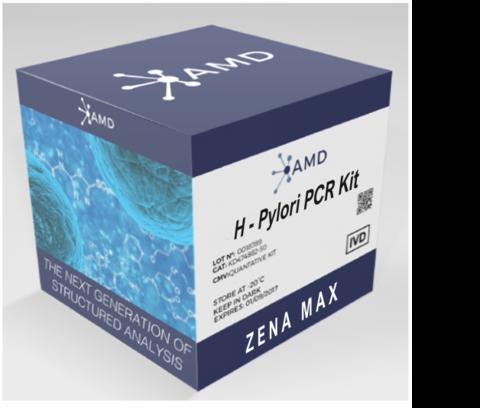 (AMD) H. Pylori qPCR detection kit CE-IVD