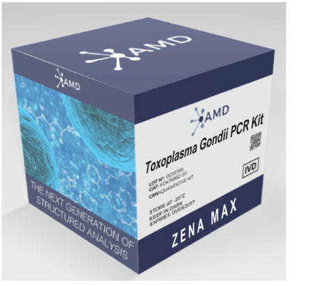 (AMD) Toxoplasma gondii qPCR detection kit CE-IVD