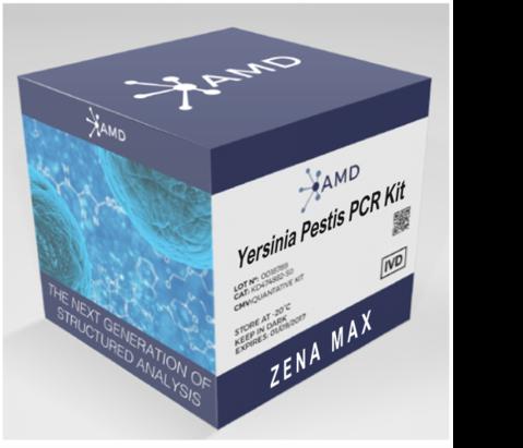 (AMD) Yersinia pestis qPCR detection kit CE-IVD