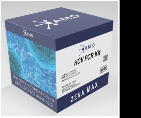 (AMD) Hepatitis C Virus (HCV) RT-qPCR Kit