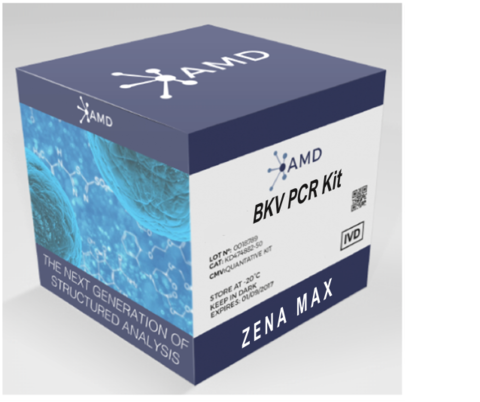 (AMD) BK Virus PCR kit CE-IVD