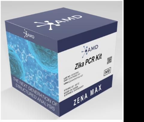 (AMD) Zika Virus RT-qPCR detection kit CE-IVD
