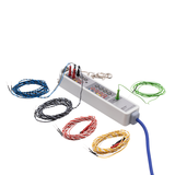 Farbkodierter EMG/MEP-Adapter