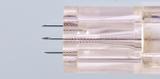 Atraumatische Mikronadel (Dreifachspitzen-Typ)
