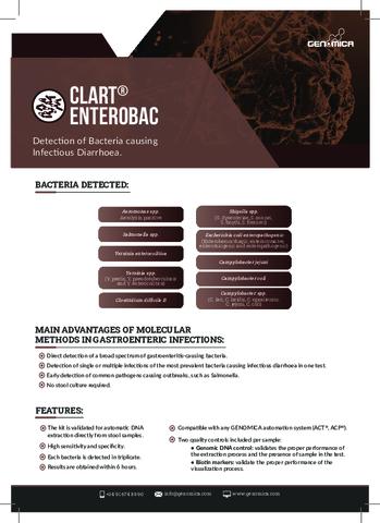 CLART Enterobac