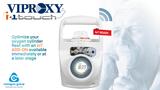 VIPROXY i-1Touch - digitales Ventil für die Sauerstofftherapie