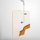 MAVIG OT54001 - Lead Acrylic X-Ray Protective Shield