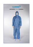 DISPOSABLE VISITOR COVERALL