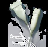 2D-Sondenreparatur