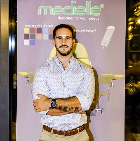 Bachelor in Mechanical Engineering Zoran Kvocka