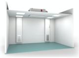 Ceiling Type Recirculation HEPA Fan System