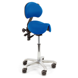 Amazone Medical T with Lumbar Support Stamskin K189 Capri Blue 1
