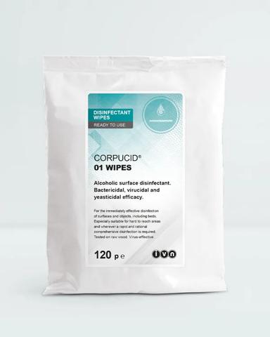 CORPUCID® 01 Wipes