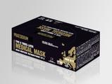 Praesidium 30 szt black mask