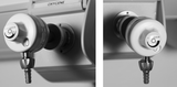 Kompaktes Durchflussmessgerät, Microflux