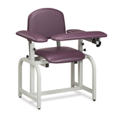 Clinton 6010 Blood Drawing Chair with Padded Arms