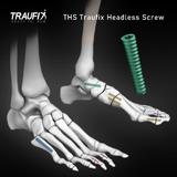 Traufix Headless Screw