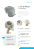 Meticuly: Patient-Specific Cranial Mesh