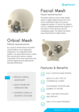 Meticuly: Patient-Specific Facial Mesh