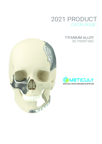 Meticuly CMF Product Catalogue