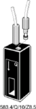 Flow-through cuvettes - dissolution systems, analytical instruments, online applications