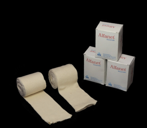 Alfanet – Stockinette