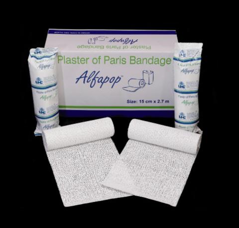 Alfapop Plaster of Paris Bandage