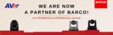 AVer Barco Partner Email Banner