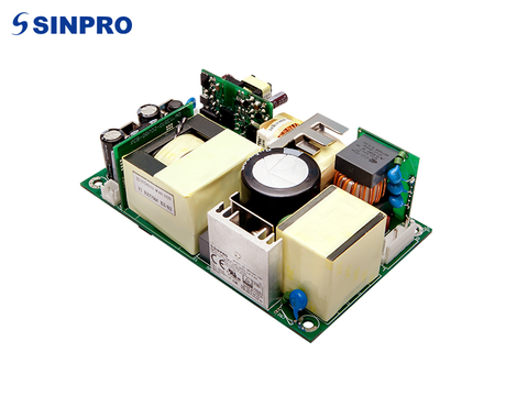 The MBU500 Series of Open Frame Medical Power Supplies