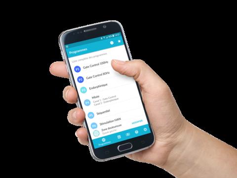 actiTENS mobile App - KOSTENLOS
