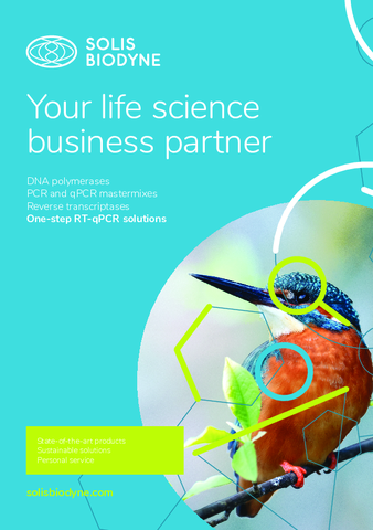 Solis BioDyne overview > Your life science business partner