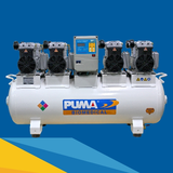 PUMA Dental Oil Less Air Compressor WD8110