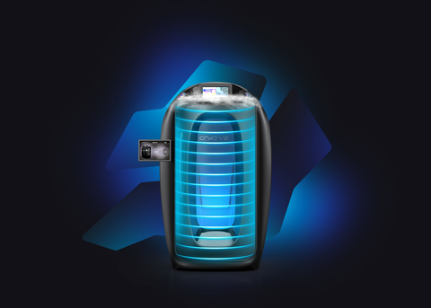 cryo chamber cooling system