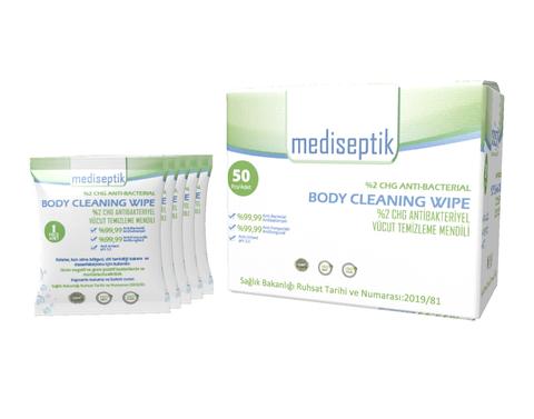 Mediseptik Single Wipes
