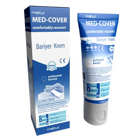 Zinc Oxide Barrier Cream