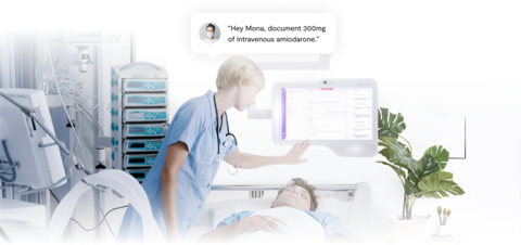 Mona - The smart assistance system at the patient's bedside