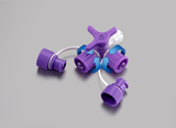 danumed® Stopcock (Three-way valve), ENFit®, ENSwivel®